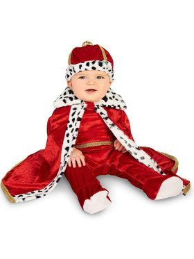 Royal Majesty King Infant Costume