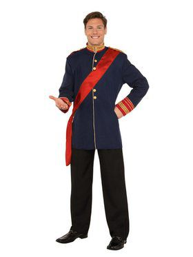 Royal Prince Adult Costume