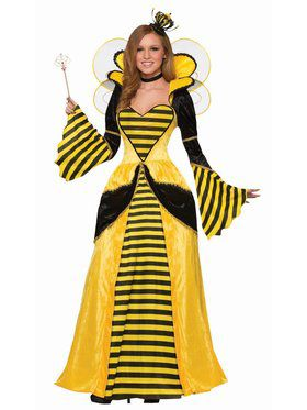 Royal Queen Bee - Standard Adult Costume