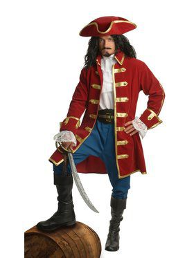 Rum Pirate Adult Costume