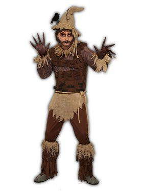 Rustic Scarecrow - Male Adult Costume