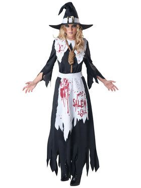 Salem Women's Witch Costume