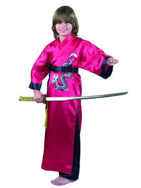 Samurai Dragon Master Child Costume