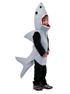 Sand Shark Toddler Costume