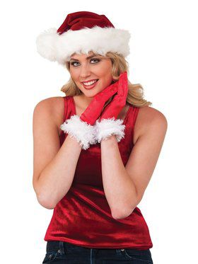 Santa Fashion Gloves