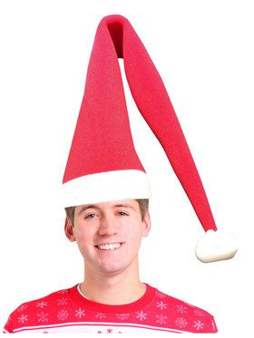 Santa Sleep Adult Hat