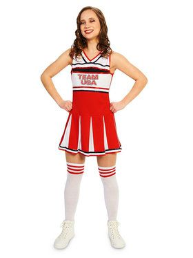Sassy Team Cheer Adult Costume