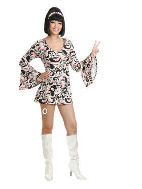 Sausalito Sweetie Adult Costume