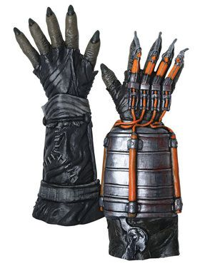 Scarecrow Deluxe Men's Gloves