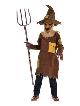 Scary Scarecrow Child Costume