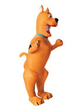 Scooby Doo Adult Inflatable Adult Costume