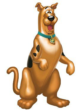 Scooby Doo Kids Inflatable Child Costume