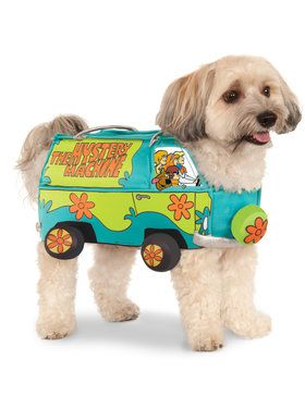 Scooby Doo The Mystery Machine Pet Costume Small  sc 1 st  BuyCostumes.com & Pet Costumes - Pet Halloween Costumes   BuyCostumes.com