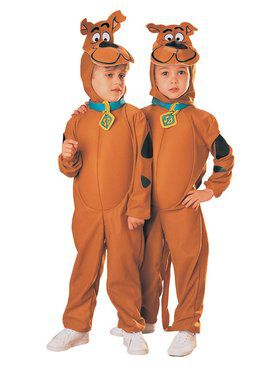 Scobby-doo Toddler Costume