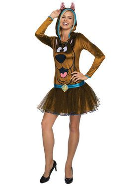 Scooby Doo Women's Costume