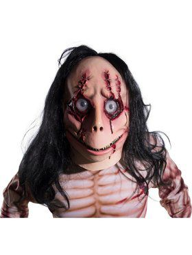 Creepy Pasta Screen Stalker Mask