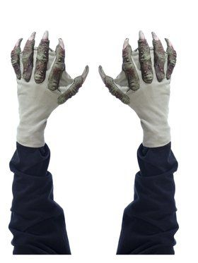 Sea Creature Adult Gloves