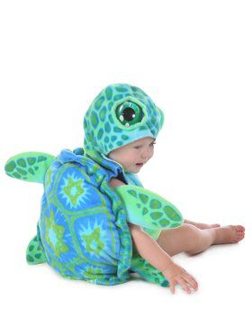 Child Sea Turtle Costume