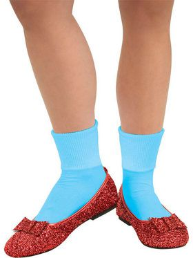 Sequin Deluxe Adult Dorothy Shoes