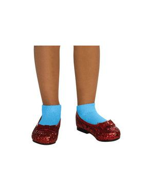 Sequin Deluxe Kids Dorothy Shoes