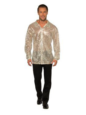 Sequin Disco Shirt