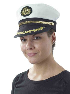 Sequin Sailor Hat
