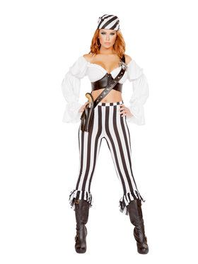 Beautiful Sexy Pirate Mate Costume