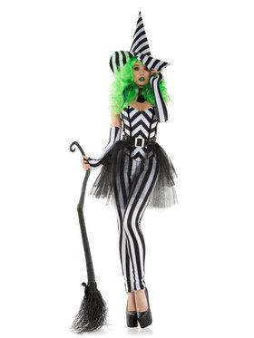 Sexy Womens Betel Witch Costume