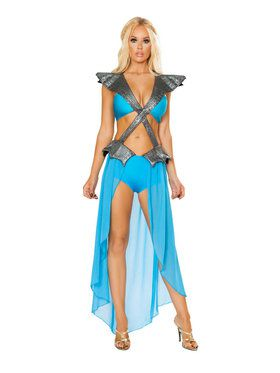 Sexy Mother of Dragons Costume