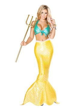 Sexy Mystical Mermaid Costume