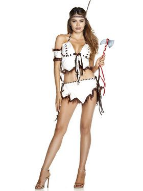 Sexy Native Desires Costume