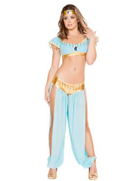 Sexy Palace Princess Costume