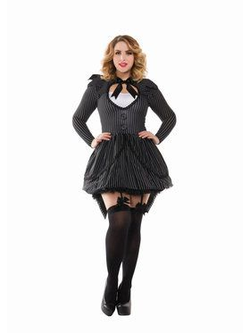 Sexy Plus Bad Dreams Babe Costume