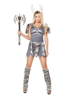 Sexy Sexy Viking Costume
