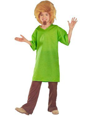 Shaggy Tm Child