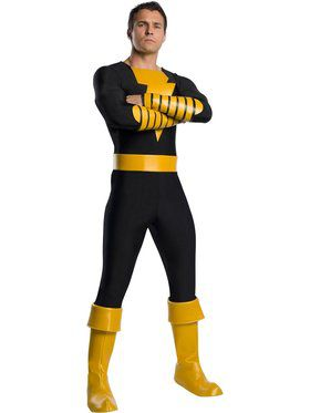 Shazam! Black Adam Deluxe Adult Costume
