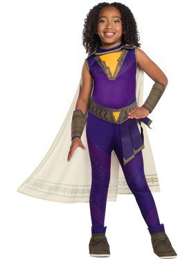 Shazam Darla Deluxe Child Costume