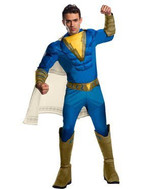 Shazam Freddy Deluxe Adult Costume