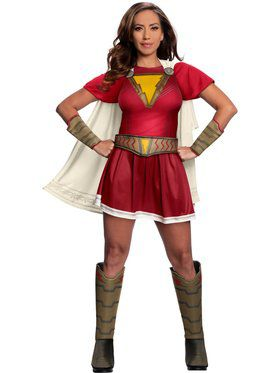 Shazam Mary Deluxe Adult Costume