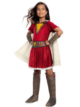 Shazam Mary Deluxe Child Costume