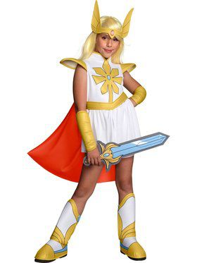 She - Ra and the Princess of Power She - Ra Child Costume