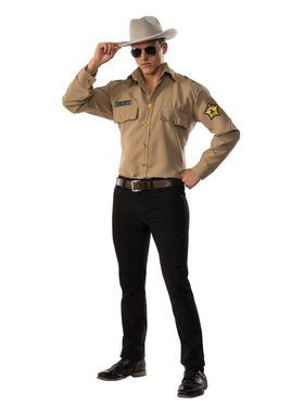 Sheriff Adult Costume
