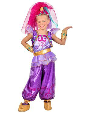 Shimmer & Shine: Girls Shimmer Child Costume