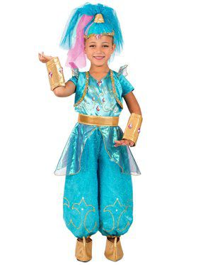 Shimmer & Shine: Girls Shine Child Costume