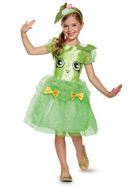 Shopkins Apple Blossom Girls Cos