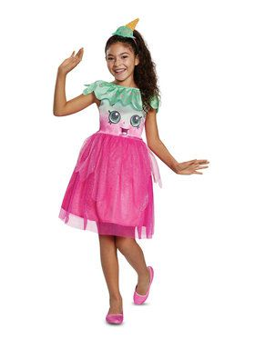Shopkins Ice Cream Kate Classic Child Costume