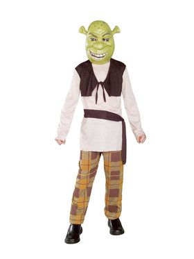 Shrek Costume Ideas