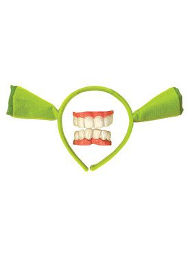 Shrek Forever After - Shrek Child Accessory Kit