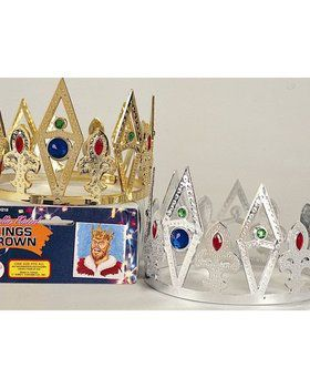 Kings Crown Silver