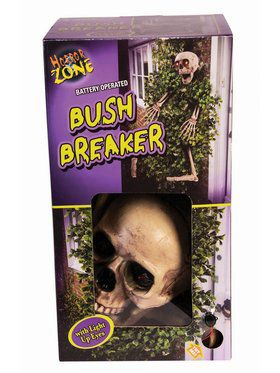 Skeleton Bush Breaker